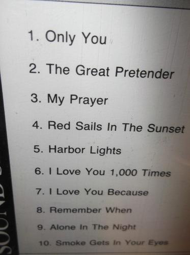 platters 16 greatest hits cd importado sellado