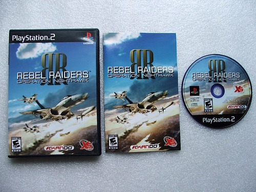 play 2: rebel riders americano completo! jogaço! raríssimo!