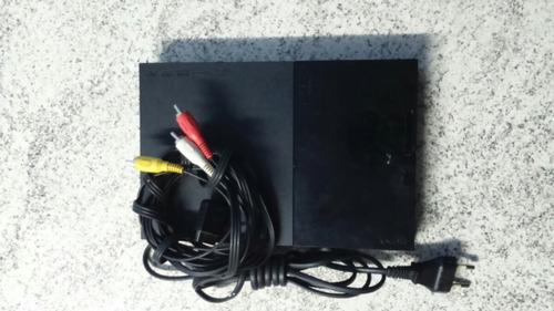 play 2 só o aparelho e os cabos