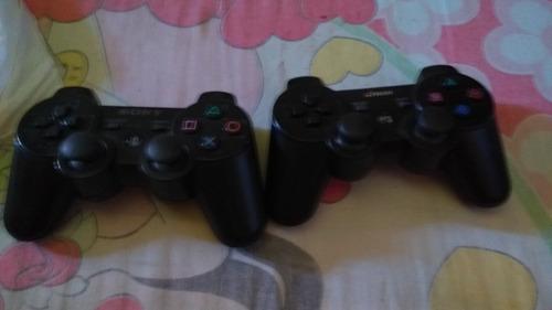 play 3 broqueado com 2 controle 5 jogos originais