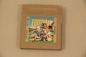 play action football - gameboy