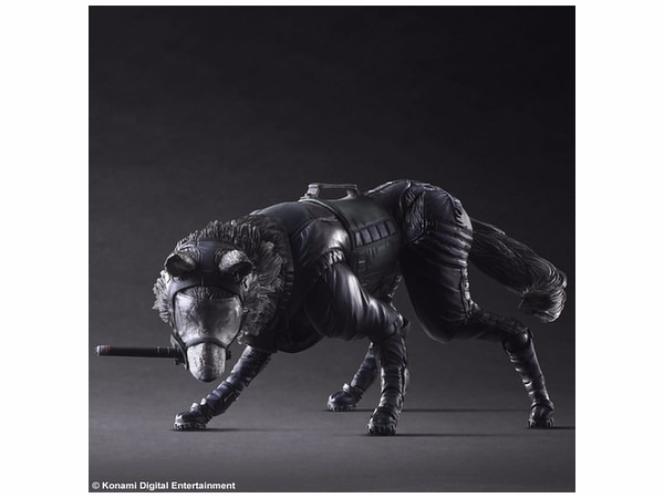 metal gear solid 5 dog