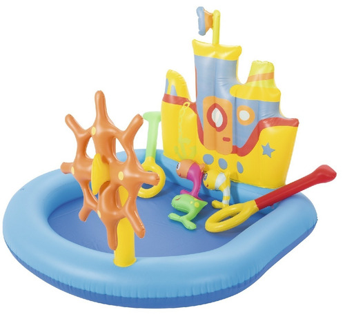 play center acuatico barco bestway (6641)