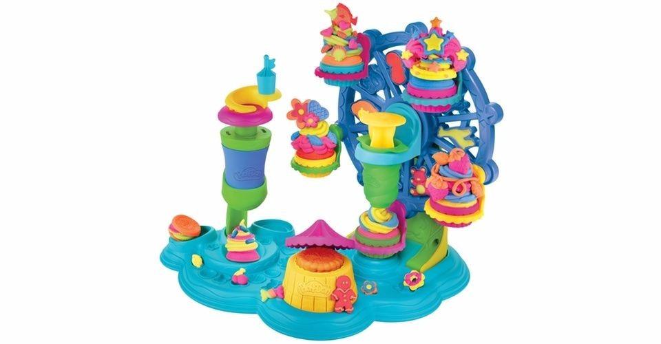play-doh cupcake celebration b1855 set masa hasbro educando. Cargando zoom.