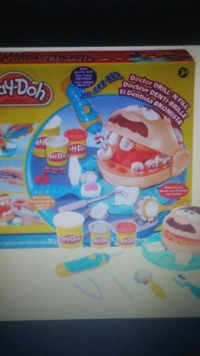 play doh dentista bromista taladro electrónico envio gratis