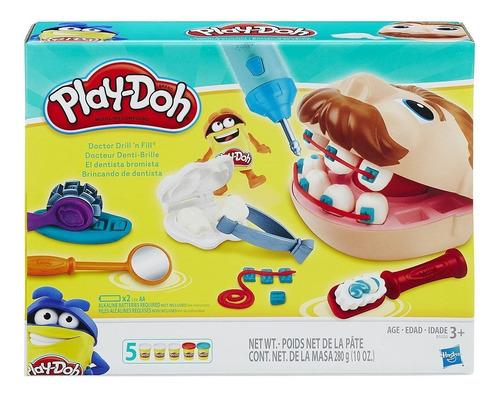 play doh el dentista bromista b5520 hasbro