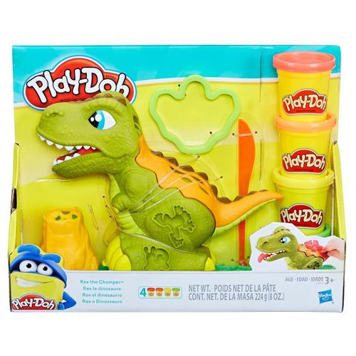 play doh el dinosaurio rex (6436)