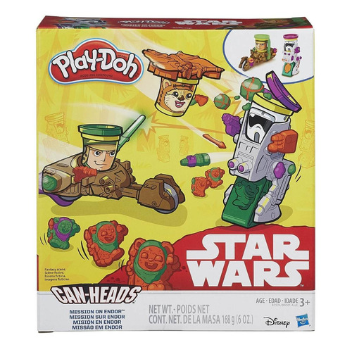 play-doh fun factory + star wars