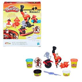 Increibles Play Juguete Hasbro 2 Original Doh SpGzMqUV
