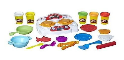 play-doh kitchen creations creaciones a la sarten
