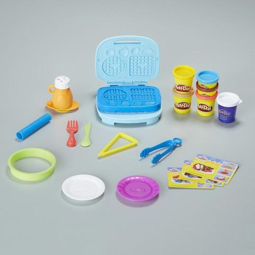 play-doh kitchen creations desayunos de panadería (4277)