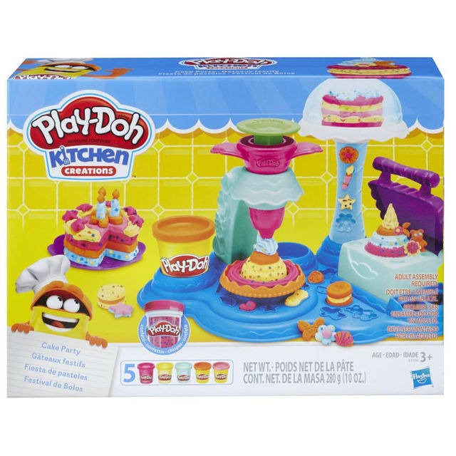 Play Doh Kitchen Creations Magical Oven · Play Doh Kitchen Creations Fiesta  De Pasteles Cocina Hasbro ...