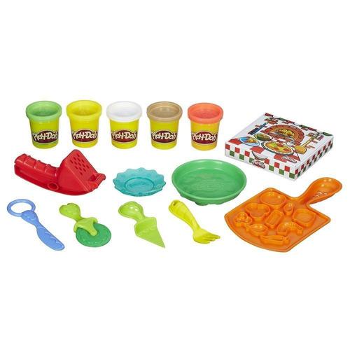 play-doh kitchen creations fiesta de pizzas (4221)