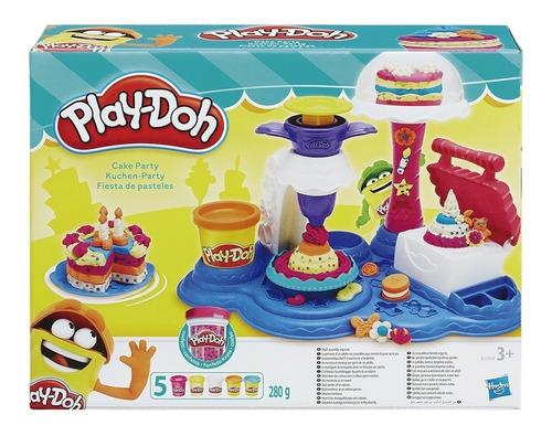 play-doh kitchen fiesta de pasteles cyber monday (1264)