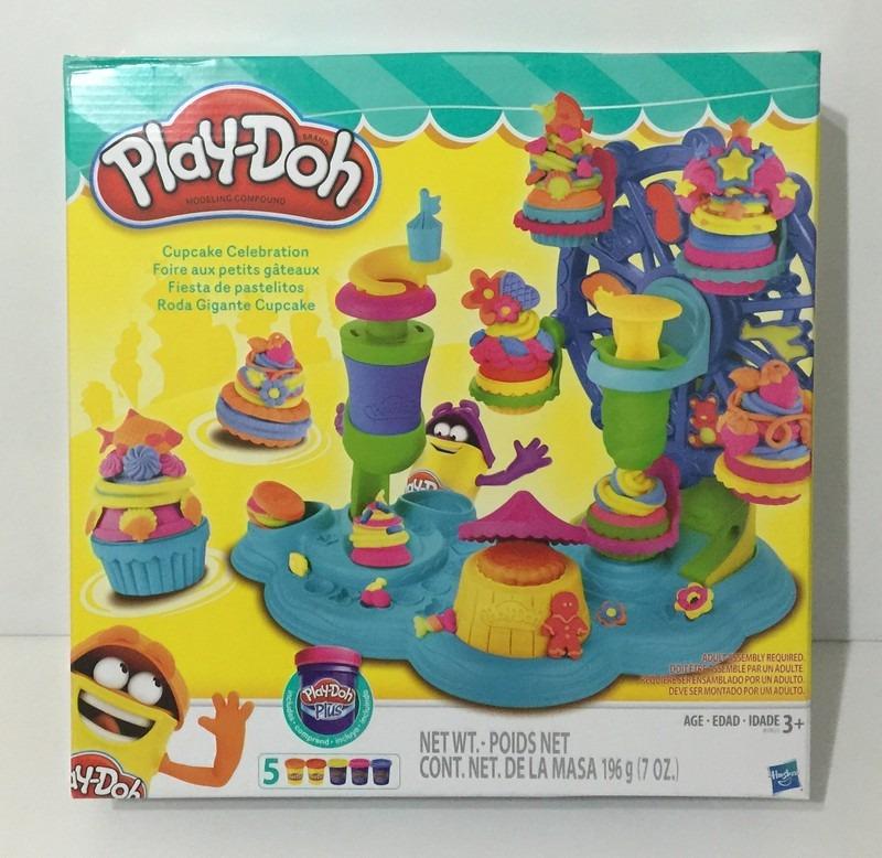 play-doh masas cupcake celebration b1855. Cargando zoom.