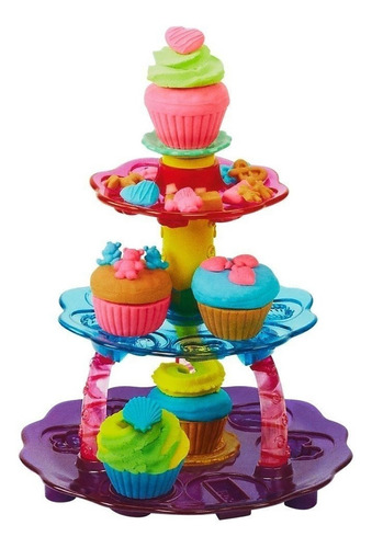 play doh masas cupcakes original hasbro tv cod a5144 bigshop