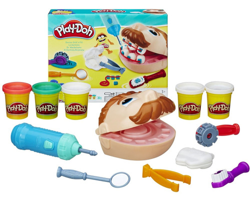 play doh masas dentista bromista hasbro new tv b5520 bigshop