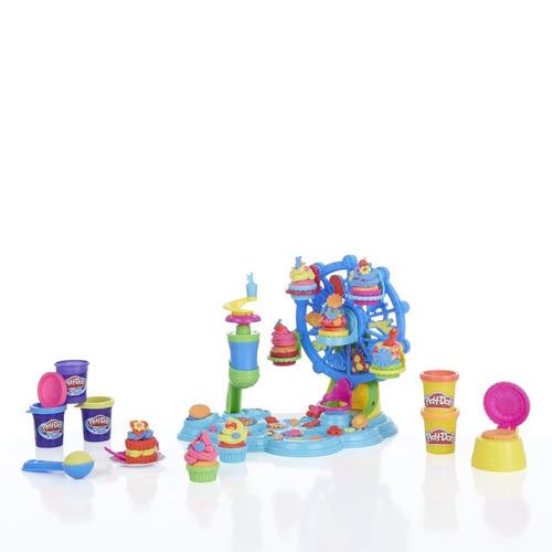play-doh play doh fiesta de pastelitos