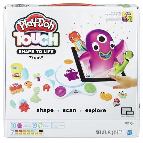 play-doh touch creaciones animadas (6668)
