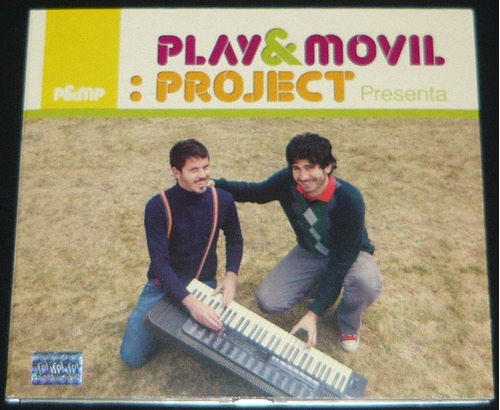 play & movil proyect cd presenta homonimo. liquits titan