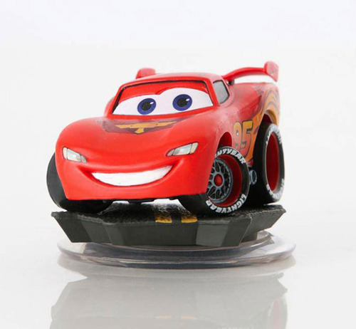 play set disney infinity 1.0 carros - mcqueen & holley
