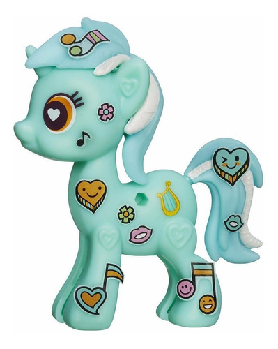 play set my little pony set armar  pony juguete