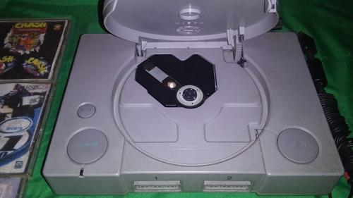 play station 1 fat ps1 100% operativo 20v