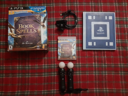 play station 3 149gb + kit move + juegos y accesorios