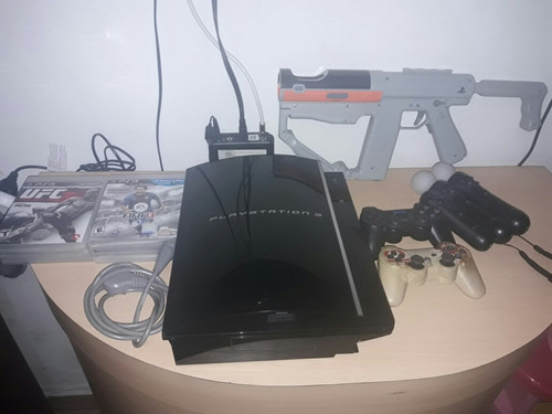 play station 3 fat 80gb