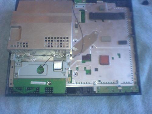 play station 3 fat retrocompatib para refacciones o reparar