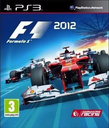 play station 3 formula 1 2012