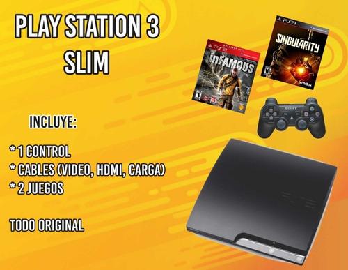 play station 3 slim