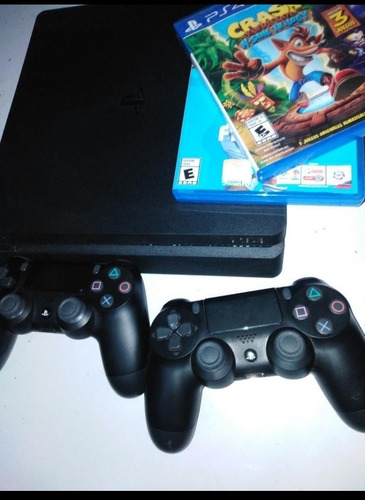 play station 4 slim 1 tb