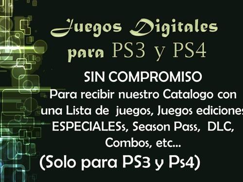play station juegos ps3