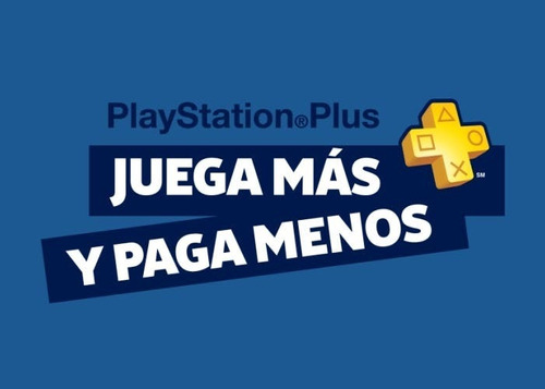 play station plus! 1 month - 1 mes