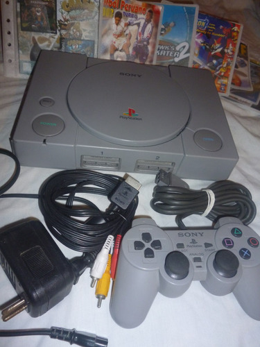play station ps1 juegos