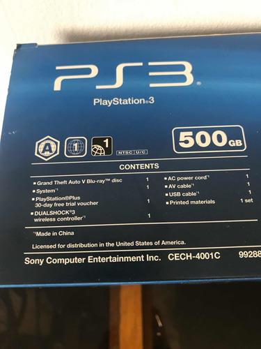 play station ultra slim 500 gb oportunidad unica