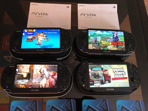 play station vita juegos