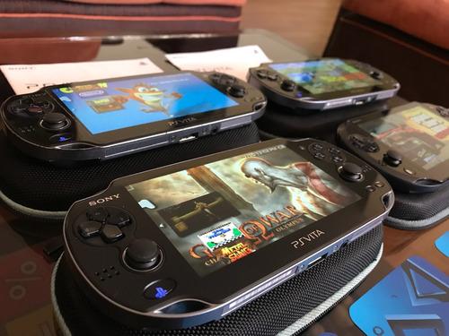 play station vita psp psvita full juegos perfecto estado