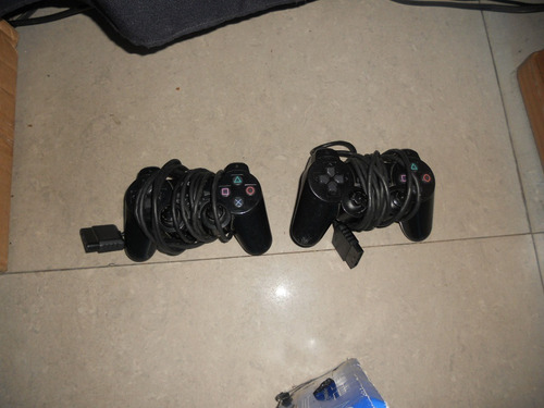 play stations 2 full equipo con juego