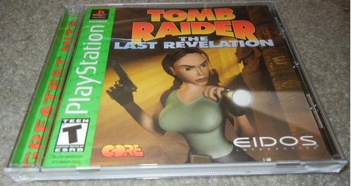 play: tomb raider iv completo americano! black label! jogão!