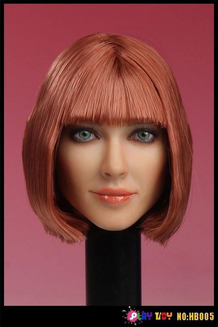 Play Toy Cabeça Ruiva Amanda Seyfried Phicen Doll - R  320 0d81c0fde64