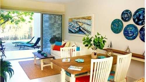 playa chacá departamentos de lujo en venta en chicxulub puerto