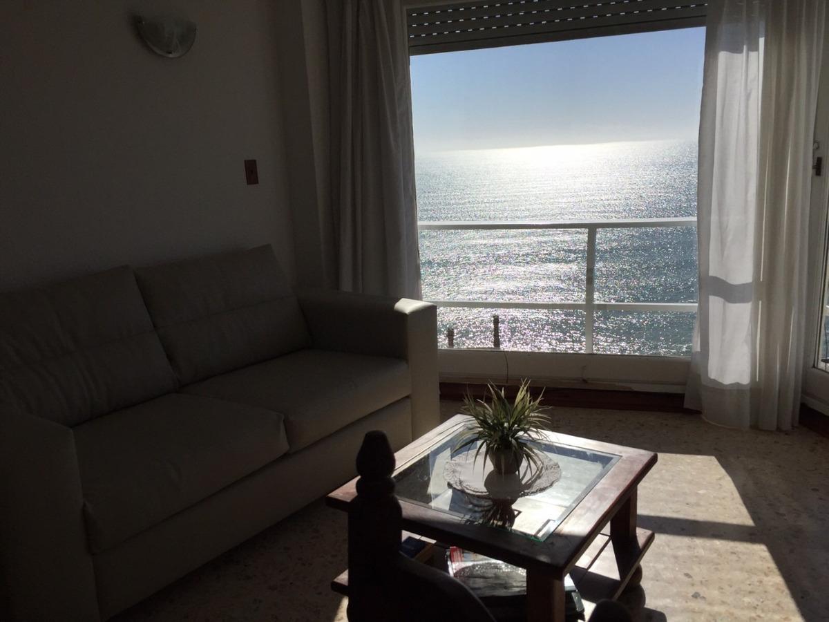 playa grande 3 dormitorios vista plena mar cochera seguridad