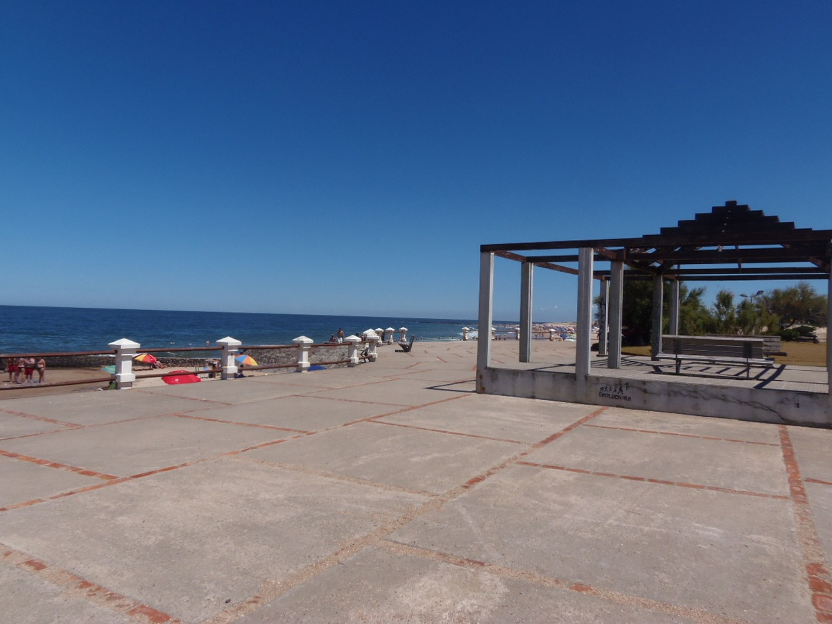 playa grande pronto para construír