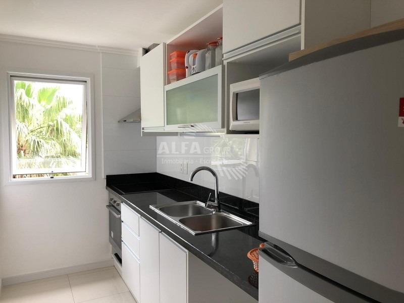 playa mansa, 2 ambientes con servicios, balcon, linda vista- ref: 2114