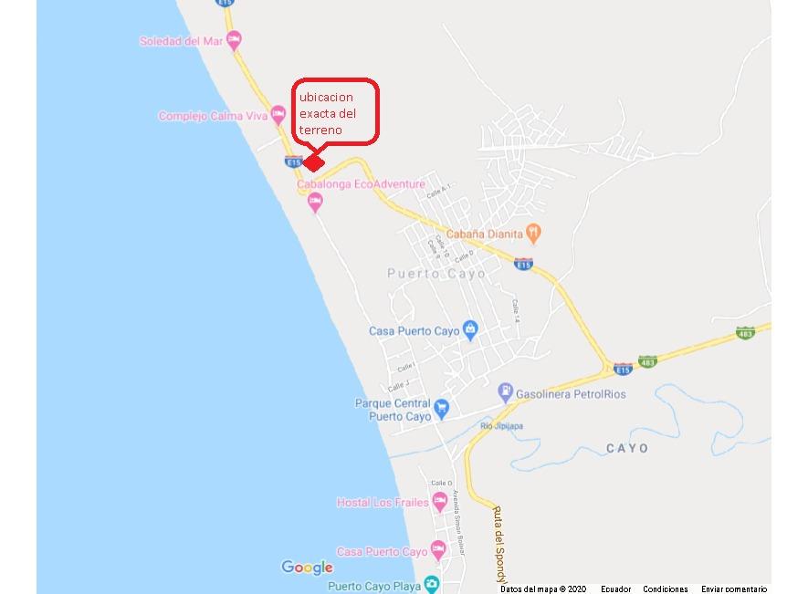 playa - puerto cayo- al pie de ruta del spondylus