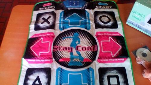 playa station 1 sony original con alfombra de baile