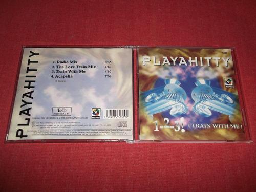 playahitty - 1 2 3 train wth me cd ep nac ed 1995 mdisk