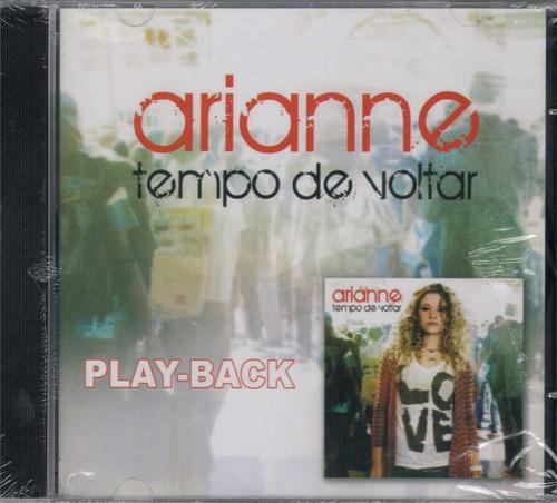 playback arianne - tempo de voltar [original]